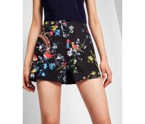 Shorts Mit Opulent Fauna-print