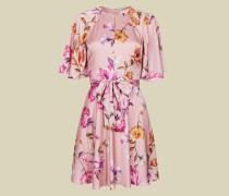 Rhubarb Mini Tea Dress