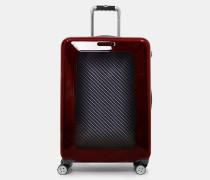 Mittelgroßer Koffer In Graphit
