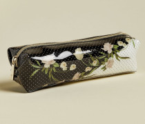 Elderflower Makeup Brush Case