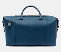 Gummierte Reisetasche