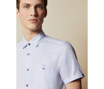 Hemd aus Leinenmischung