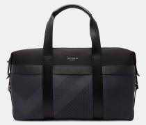 Neopren-reisetasche Mit Geo-print