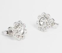 Tbj2694 Crystal Aurora Stud Earring