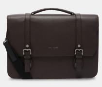 Leder-satchel