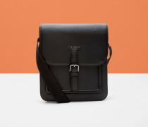 Flugtasche aus Leder
