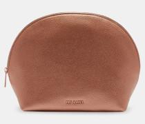 Kuppelförmige Kosmetiktasche