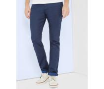Schicke Jeans mit schmal zulaufendem Bein