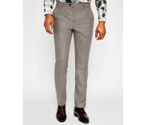 Anzughose aus Wolle