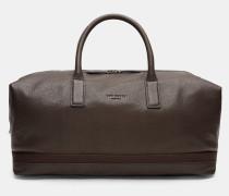 Große Reisetasche aus Leder