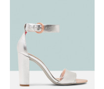 Sandale mit Knöchelriemen
