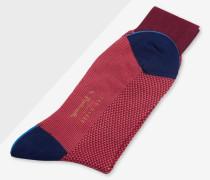 Socken mit geometrischem Print
