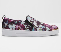 Sneakers mit Entangled Enchantment-Print