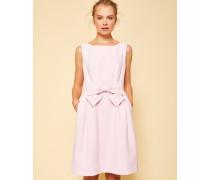 Kleid mit Statement-Schleife