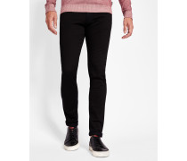 Slim-Fit Jeans mit schmal zulaufendem Bein