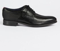 Formal Leather Derby Shoes