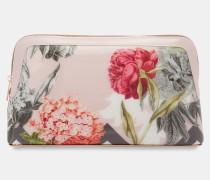 Kosmetiktasche Mit Palace Gardens-print