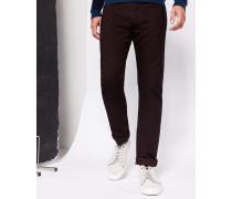 Hybrid-Jeans im Straight-Fit