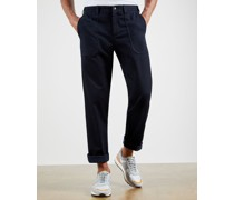 Cotton Utility Trousers