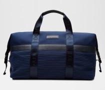 Strukturierte, geprägte Reisetasche