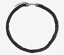 Torque-Halskette aus Federn Metall