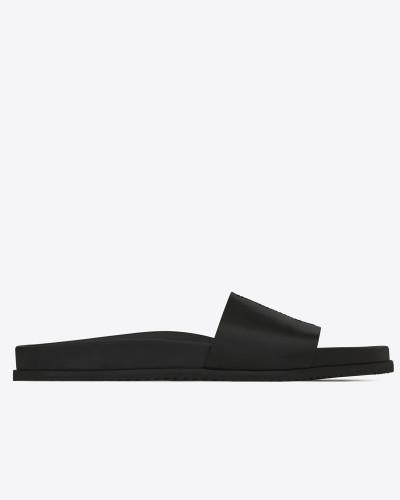 jimmy 20 sandale in schwarz