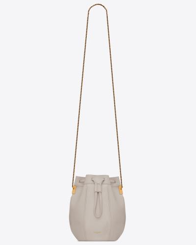 TALITHA kleine Bucket Bag aus Glattleder