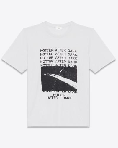 """HOTTER AFTER DARK"""" T-shirt"""""""