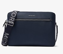 Messenger-Tasche Hudson Large aus Gabardine