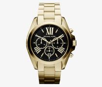 Armbanduhr Bradshaw Im Goldton