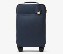 Großer Koffer Aus Saffianleder