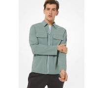 Hemdjacke aus Nylon