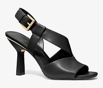 Sandale Cleo aus Leder