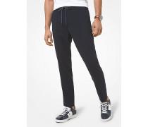 Sportliche Hose aus Webstoff