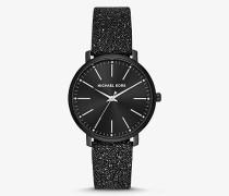 Armbanduhr Pyper In Schwarz mit Swarovski®Kristallen