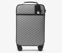 Großer Koffer Mit Heritage-Design Und Logo