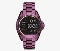 Smartwatch Bradshaw Im Pflaumenton
