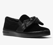 Slip-On-Sneaker Willa Aus Samt