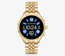 Smartwatch Gen 5 Lexington Im Goldton