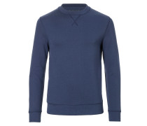 Track Sweater Navy Blue