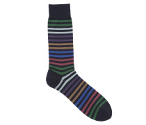 Kilburn Socks Red/Blue/Brown/Green