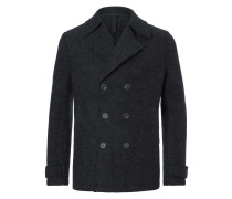 Peacoat Bioled Wool Anthracite