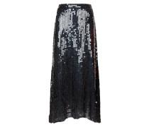 Heart Charm Skirt, Black