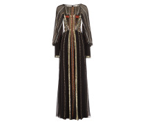 Queenie Silk Gown