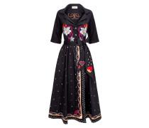 Divine Wrap Dress, Midnight