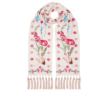 Foxglove Accesssories Dinner Scarf,  Almond Mix