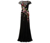 Aura Lace Dress,  Black Mix