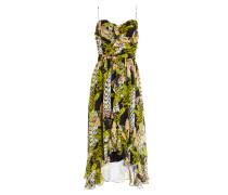 Harmony Print Strappy Dress