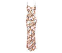 Vivean Print Strappy Dress