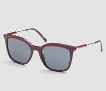 Rechteckige Sonnenbrille CK3204S